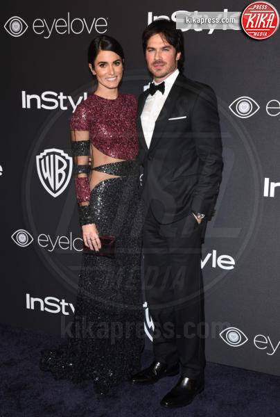 Ian Somerhalder, Nikki Reed - Beverly Hills - 08-01-2017 - Nina Dobrev:
