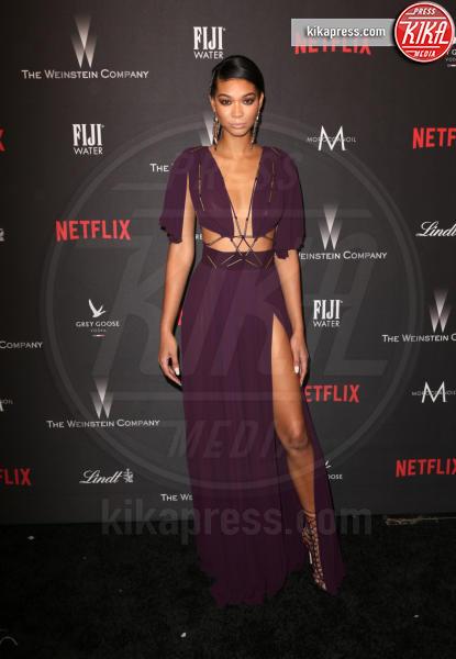 Chanel Iman - Beverly Hills - 08-01-2017 - Golden Globe 2017: le foto del party Netflix