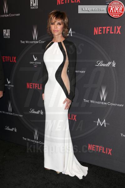 Lisa Rinna - Beverly Hills - 08-01-2017 - Golden Globe 2017: le foto del party Netflix