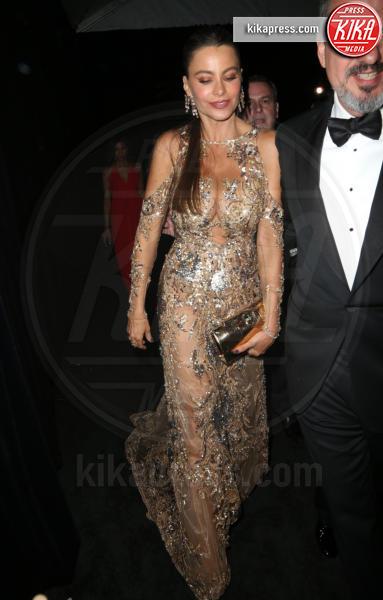 Sofía Vergara - Beverly Hills - 08-01-2017 - Golden Globe 2017: le foto del party Netflix