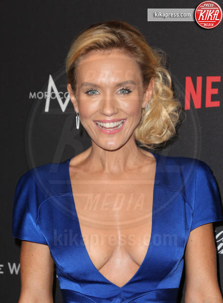 Nicky Whelan - Beverly Hills - 08-01-2017 - Golden Globe 2017: le foto del party Netflix