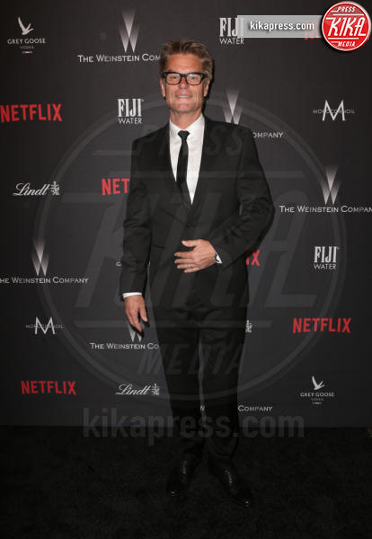 Harry Hamlin - Beverly Hills - 08-01-2017 - Golden Globe 2017: le foto del party Netflix