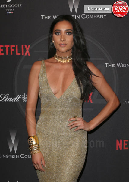 Shay Mitchell - Beverly Hills - 08-01-2017 - Golden Globe 2017: le foto del party Netflix