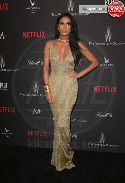 Shay Mitchell - Beverly Hills - 08-01-2017 - Golden Globe 2017: le foto del party Netflix