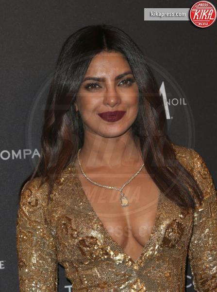 Priyanka Chopra - Beverly Hills - 08-01-2017 - Golden Globe 2017: le foto del party Netflix