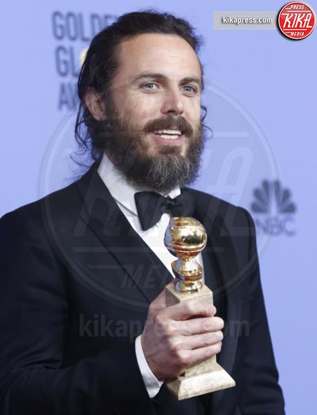 Casey Affleck - Los Angeles - 09-01-2017 - BAFTA Awards: La La Land fa incetta di nomination