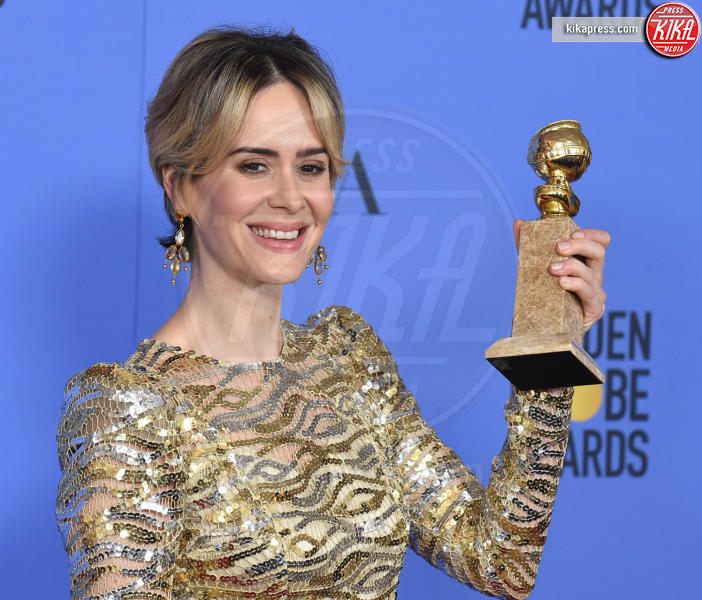 Sarah Paulson - Beverly Hills - 08-01-2017 - Non solo Kevin Spacey: le star che non sapevate fossero gay