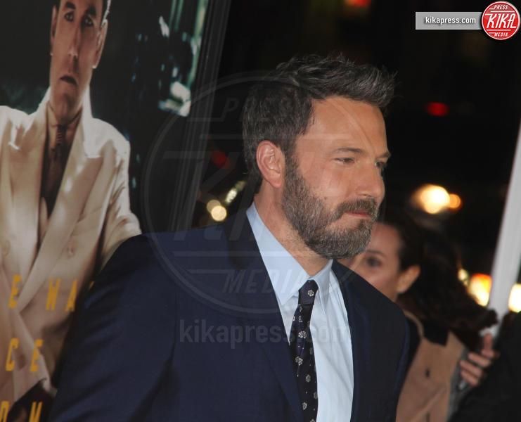 Ben Affleck - Los Angeles - 09-01-2017 - Sienna Miller-Elle Fanning-Zoe Saldana: che trio per Ben Affleck