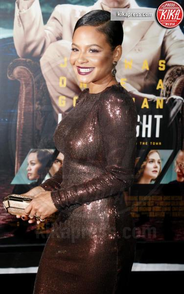 Christina Milian - Los Angeles - 09-01-2017 - Sienna Miller-Elle Fanning-Zoe Saldana: che trio per Ben Affleck