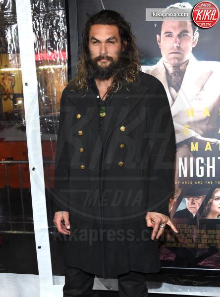 Jason Momoa - Hollywood - 09-01-2017 - Sienna Miller-Elle Fanning-Zoe Saldana: che trio per Ben Affleck