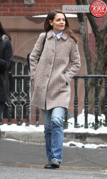Katie Holmes - New York - 10-01-2017 - La villa a forma di H di Katie Holmes
