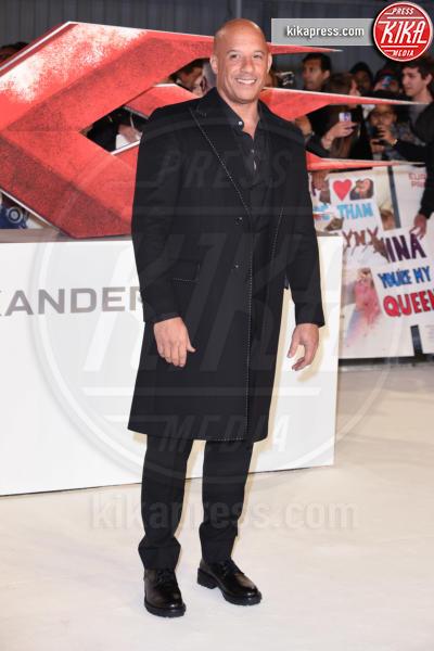 Vin Diesel - Londra - 10-01-2017 - Vin Diesel-Ruby Rose: che coppia per Il ritorno di Xander Cage