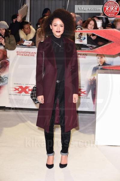 Nathalie Emmanuel - Londra - 10-01-2017 - Vin Diesel-Ruby Rose: che coppia per Il ritorno di Xander Cage