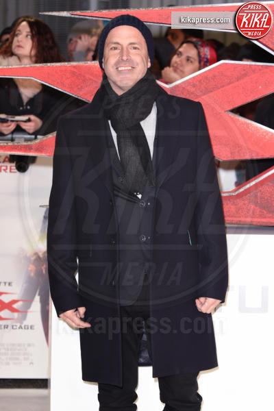 D.J. Caruso - Londra - 10-01-2017 - Vin Diesel-Ruby Rose: che coppia per Il ritorno di Xander Cage