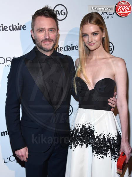 Chris Hardwick, Lydia Hearst - West Hollywood - 10-01-2017 - Kylie Jenner: impossibile guardarla negli occhi sul red carpet!