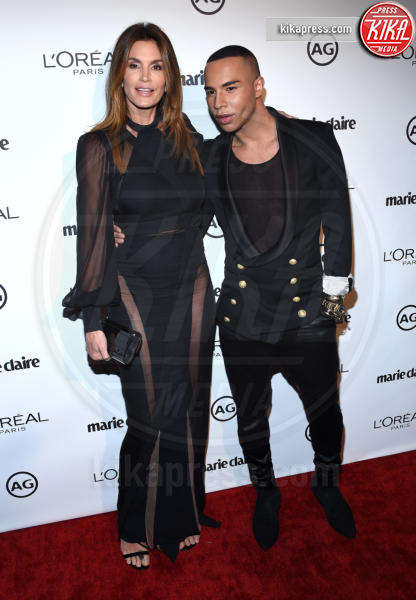 Olivier Rousteing, Cindy Crawford - West Hollywood - 10-01-2017 - Kylie Jenner: impossibile guardarla negli occhi sul red carpet!