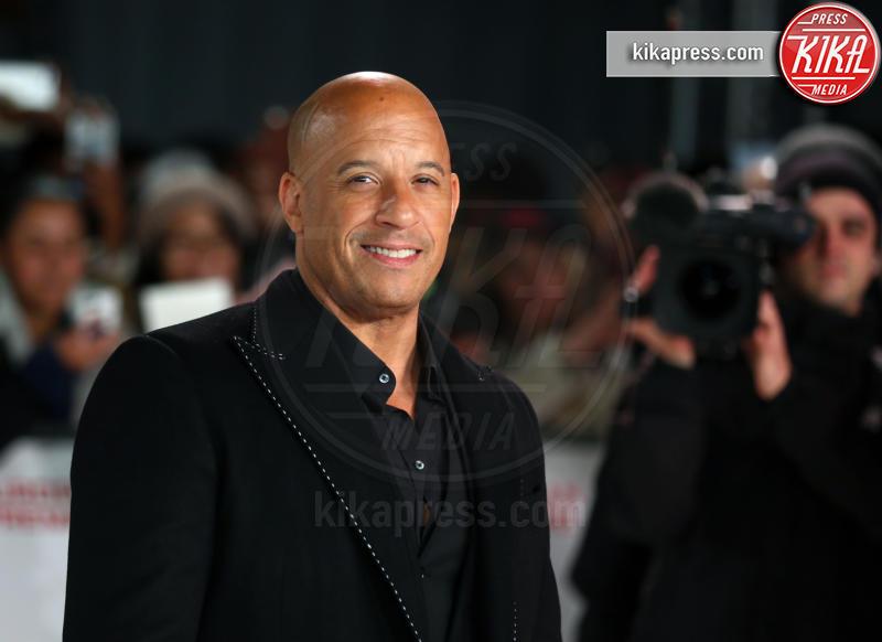 Vin Diesel - Londra - 10-01-2017 - Il re del box office? Per Forbes è proprio lui!