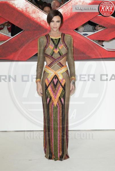 Ruby Rose - Londra - 10-01-2017 - Vin Diesel-Ruby Rose: che coppia per Il ritorno di Xander Cage