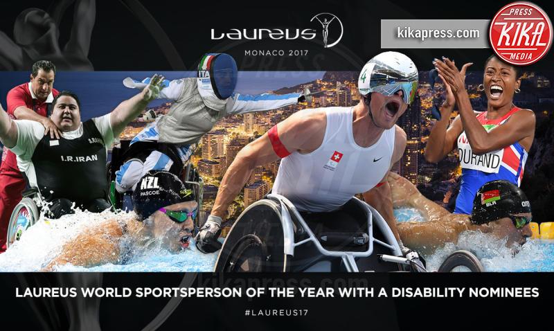 Sportivo dell'anno con disabilita - Milano - 11-01-2016 - Bebe Vio in lizza per un altro oro agli Oscar dello Sport