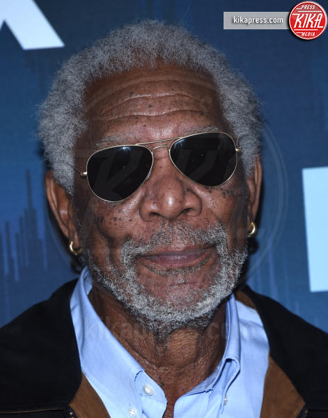 Morgan Freeman - Pasadena - 11-01-2017 - Morgan Freeman accusato di molestie sessuali da otto donne