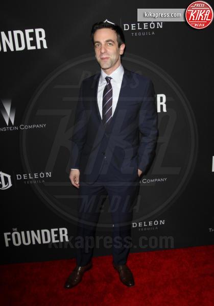 B.J. Novak - Los Angeles - 12-01-2017 - Michael Keaton è Ray Kroc, l'uomo che ha fatto grande McDonald's