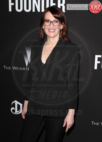 Megan Mullally - Los Angeles - 12-01-2017 - Michael Keaton è Ray Kroc, l'uomo che ha fatto grande McDonald's