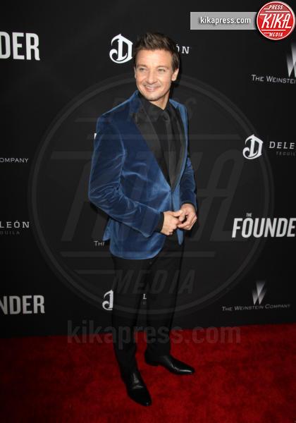 Jeremy Renner - Los Angeles - 12-01-2017 - Michael Keaton è Ray Kroc, l'uomo che ha fatto grande McDonald's