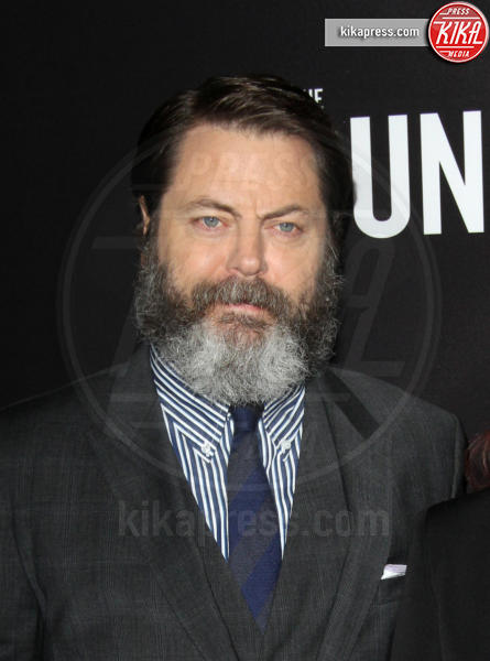 Nick Offerman - Los Angeles - 12-01-2017 - Michael Keaton è Ray Kroc, l'uomo che ha fatto grande McDonald's