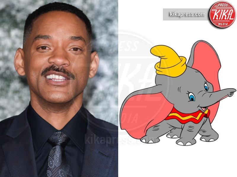 Dumbo, Will Smith - Los Angeles - 12-01-2017 - Will Smith sarà il Genio nel remake di Aladdin