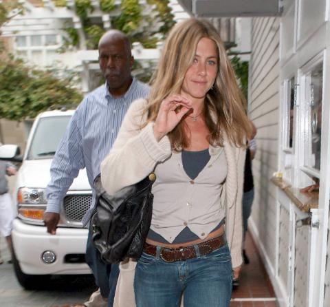 Jennifer Aniston - Santa Monica - Jennifer Aniston ha deciso per la fecondazione in vitro