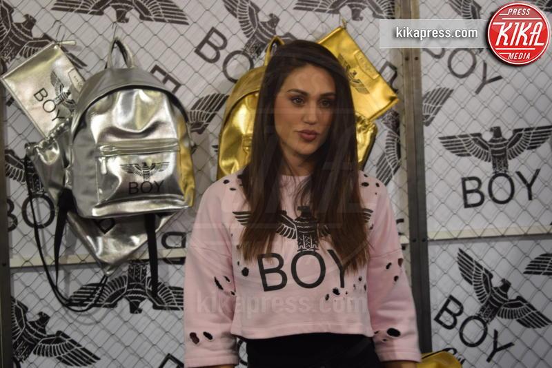 Cecilia Rodriguez - Firenze - 12-01-2017 - Pitti Immagine Uomo: Gianluca Vacchi e Giorgia Gabriele in love