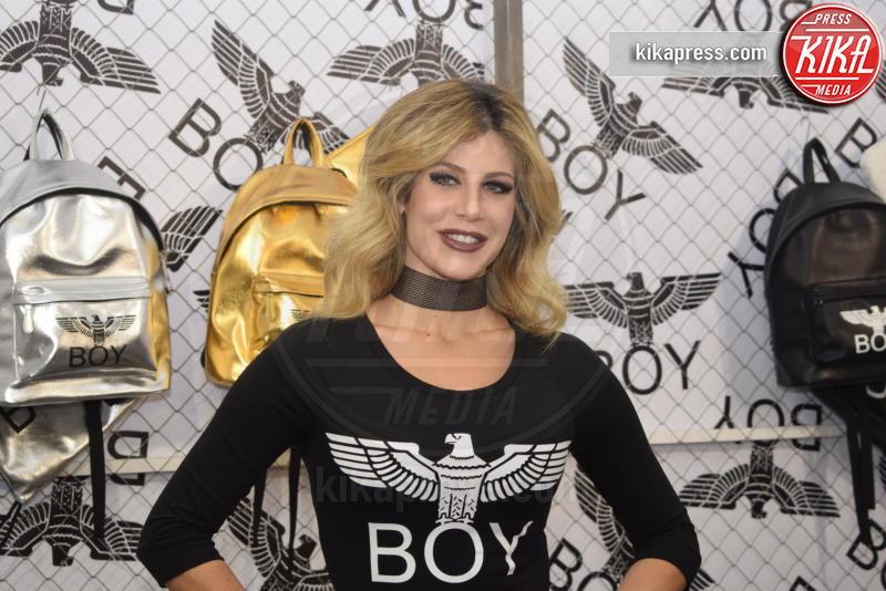 Paola Caruso - Firenze - 12-01-2017 - Pitti Immagine Uomo: Gianluca Vacchi e Giorgia Gabriele in love
