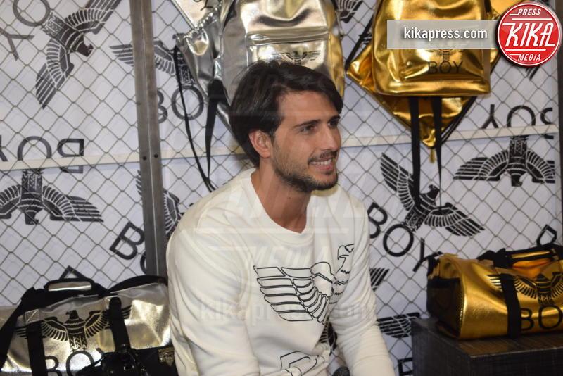 Fabio Ferrara - Firenze - 12-01-2017 - Pitti Immagine Uomo: Gianluca Vacchi e Giorgia Gabriele in love