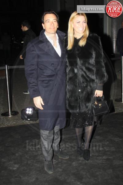 Federica Fontana - Milano - 16-01-2017 - Emily Ratajkowski celebra la Juve in Black and white and more