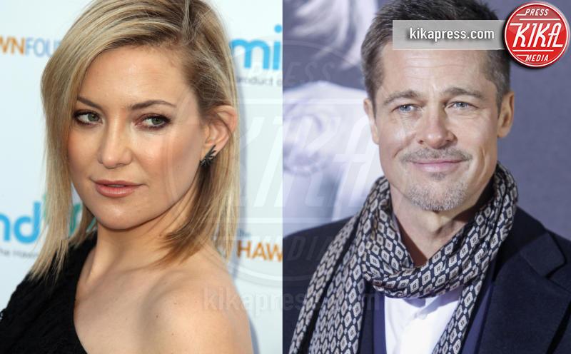 Kate Hudson, Brad Pitt - Los Angeles - 17-01-2017 - Oliver Hudson: 'Mia sorella con Brad Pitt? Un disastro'