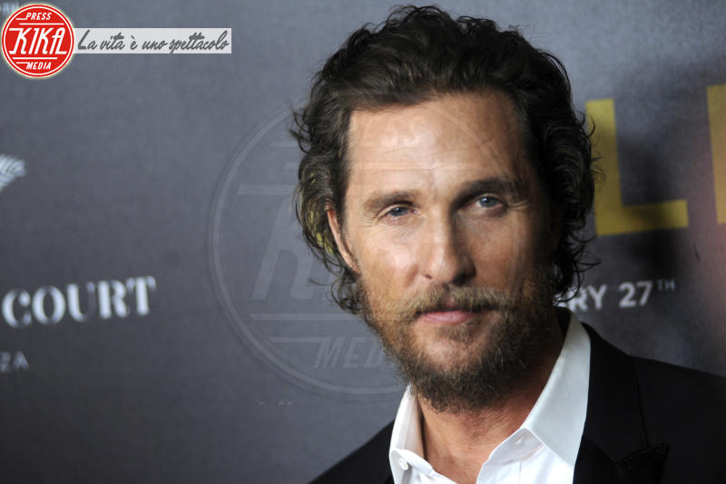 Matthew McConaughey - New York - 17-01-2017 - The Batman: Matthew McConaughey sarà Harvey Dent