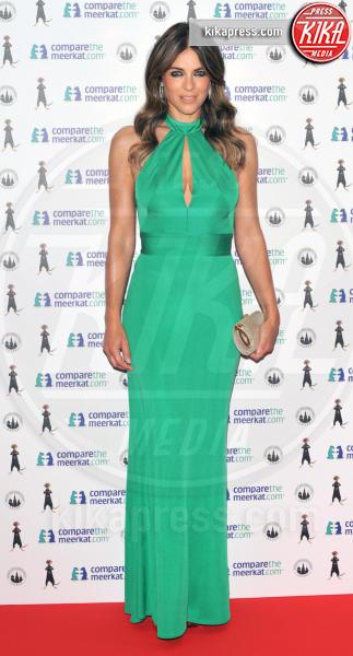 Elizabeth Hurley - Londra - 21-08-2013 - Volete essere trendy? Allora dovete essere Verde Greenery!