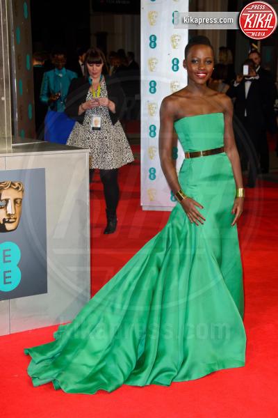 Lupita Nyong&#39, o - Londra - 16-02-2014 - Volete essere trendy? Allora dovete essere Verde Greenery!
