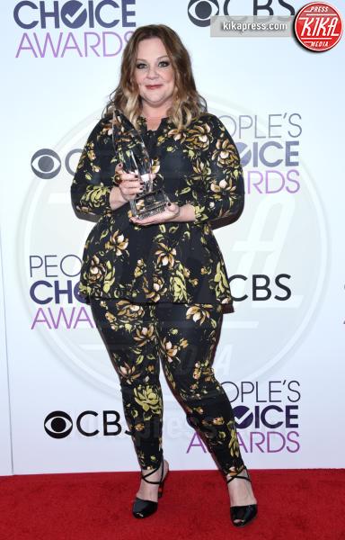 Melissa McCarthy - Los Angeles - 18-01-2017 - People's Choice: notte dorata per Sarah Jessica Parker