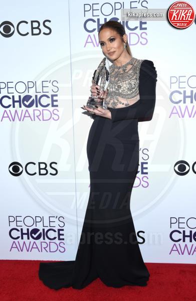 Jennifer Lopez - Los Angeles - 18-01-2017 - People's Choice: notte dorata per Sarah Jessica Parker