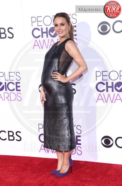 Camilla Luddington - Los Angeles - 18-01-2017 - People's Choice: notte dorata per Sarah Jessica Parker