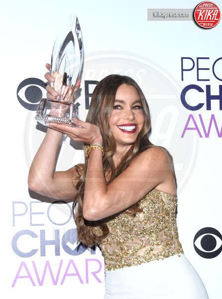 Sofia Vergara - Los Angeles - 18-01-2017 - People's Choice: notte dorata per Sarah Jessica Parker