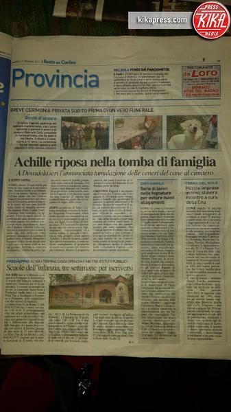 Cristina Fagnoli, Achille - Dovadola - 19-01-2017 - Forlì: