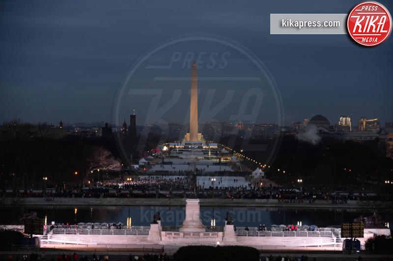 Trump Presidential Inauguration 2017 - Washington - 20-01-2017 - Donald Trump è il 45esimo presidente degli Stati Uniti