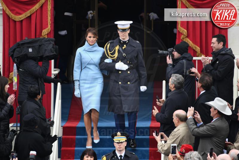 Trump Presidential Inauguration 2017, Melania Trump - Washington - 20-01-2017 - Donald Trump è il 45esimo presidente degli Stati Uniti