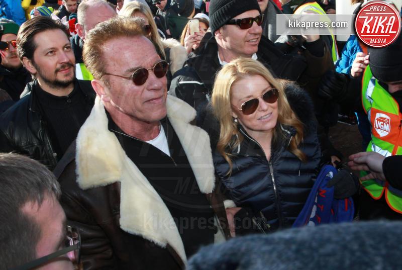 Heather Milligan, Arnold Schwarzenegger - Kitzbuehel - 21-01-2017 - Auguri Arnold Schwarzenegger! L'attore compie 70 anni
