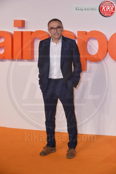 Danny Boyle - Edimburgo - 22-01-2017 - Ewan McGregor gioca in casa alla premiere UK di Trainspotting 2!