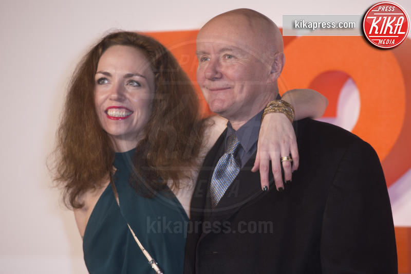 Irvine Welsh - Edimburgo - 22-01-2017 - Ewan McGregor gioca in casa alla premiere UK di Trainspotting 2!