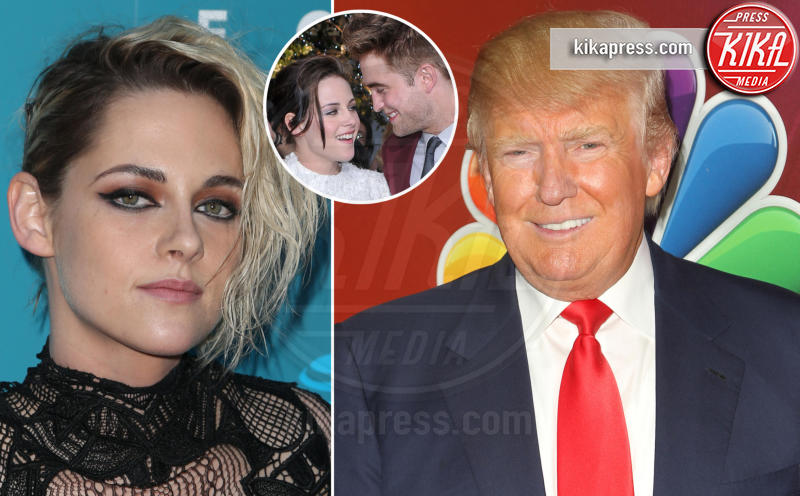 Kristen Stewart, Donald Trump - Los Angeles - 22-01-2017 -