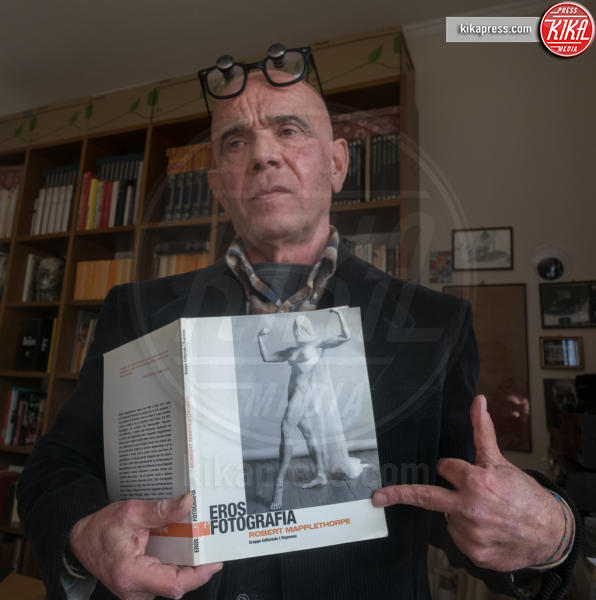 Cicci Borghi - Cagliari - 23-01-2017 - Facebook censura l'arte, l'incredibile storia di Cicci Borghi